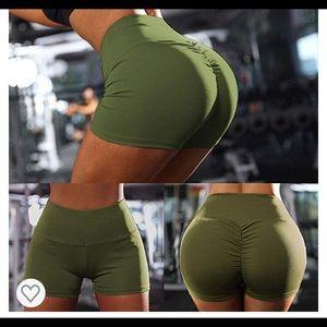 0982 Women's High Waisted Bottom Scrunch Butt